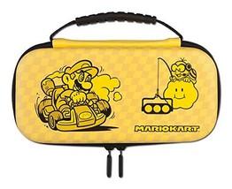 PowerA Protection Kit for Nintendo Switch Lite - Yellow Mario Kart [vide... - $15.67