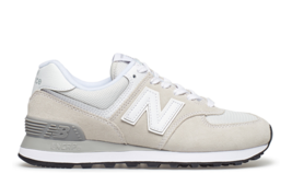 New Balance 574 Classic Women's Fashion Sneakers Casual Shoes (B) Ivory WL574EW - $77.31