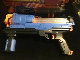 Hasbro B8235 Nerf Rival Artemis XVII-3000 - BLUE Holds 30 balls Toy Blaster  - $39.55