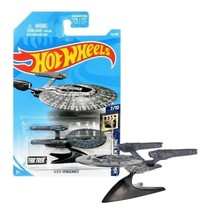 Hot Wheels Star Trek U.S.S. Vengeance 7/10 HW Screen Time Mint on Card - $5.88