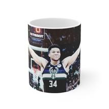 Giannis Antetokounmpo Milwaukee Bucks Championship Coffee Mug 11oz - $14.00