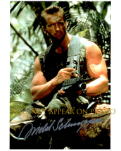 ARNOLD SCHWARZENEGGER Signed Autographed Photo w/ Certificate of Authent... - $125.00