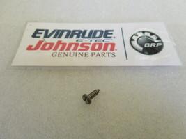 E116 Johnson Evinrude OMC 304489 Screw OEM New Factory Boat Parts - $3.95