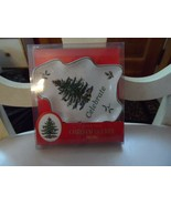 "5"" Celebrate Spode Christmas Tree dish - $12.00"