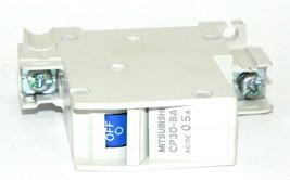 MITSUBISHI CP30-BA CIRCUIT PROTECTOR 0.5A CP30BA