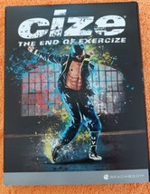 Beachbody CIZE The End of Exercize DVD Dance Workout Fitness 3-Disc w/in... - $15.83