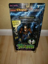 "McFarlane Toys SPAWN Deluxe Edition 7"" CHAPEL 1995 Ultra-Action Figure - $19.79"