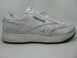 Reebok CL Ace Classic Size 12 M (D) EU 45.5 Men's Tennis Shoes White 6-59723