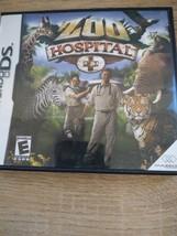 Nintendo DS Zoo Hospital image 1