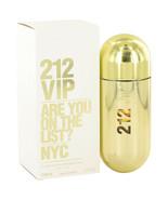 212 Vip by Carolina Herrera Eau De Parfum Spray for Women - $68.24+