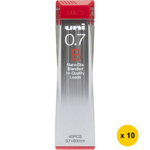 [Back to School] Uni Nano Dia UNI0.7-202ND 0.7mm B Refill Leads (Pack of... - $17.69