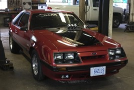 1986 Ford Mustang GT For Sale In Hagersville, ON N0A1H0 image 3