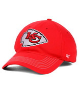 Kansas City Chiefs 47 Brand NFL Football Game Time 47 Closer Cap Hat L/XL - $20.89