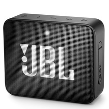JBL GO 2 Bluetooth Portable Waterproof Speaker - Black (2Day Delivery) - $49.99