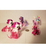 Lot of 5 My Little Pony Figures , Unsure of Age - $5.86