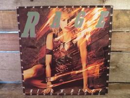 Rage Nice N Dirty LP Record Álbum Vinilo - $14.83