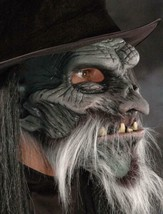 Ring Master Mask Devil Inn-Keeper Zombie Beard Top Hat Halloween Costume... - $110.02 CAD