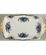 """Royal Albert Moonlight Rose Sandwich tray 11 """" - $120.00"""