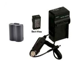 Battery + Charger For Panasonic DMC-FZ8S DMC-FZ18 DMC-FZ18K DMC-FZ18S DMC-FZ28 - $21.59