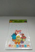 Sesame Street 1st First Birthday Party Supplies Elmo,Big Bird,Cookie Mon... - $5.87