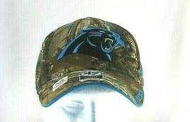 Carolina Panther 47 Brand Realtree NFL Camo Baseball Cap Adjustable  - $31.99