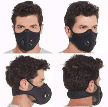 Breathable Face Mask with Filters by SKYLMW image 4