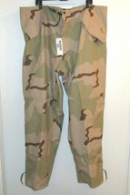 Gore-Seam new Cold Weather Camouflage Pants sz XL Long NWT Army Gore-Tex - $42.00