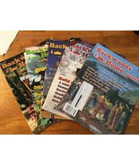 Backwoods Home - Prepper/Self Reliancy Magazines - Lot of 5 Mags 2010 - ... - $26.00