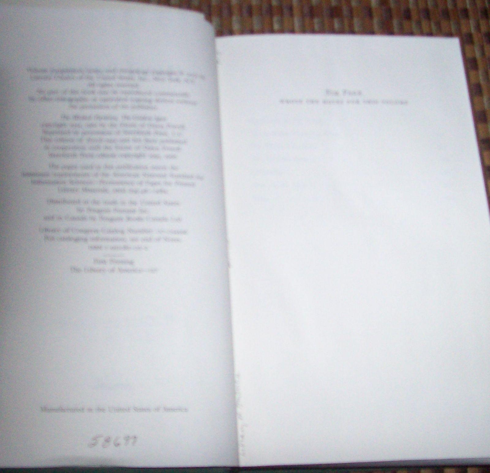 Dawn Powell Novels 1944-1962 Library of America 2001 HB