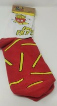 I'm a Fry Guy White One Size Fits Most Crew Socks - $18.99