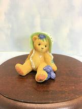 Cherished Teddies Veronica 1998 GCC Exclusive RETIRED  NIB - $29.65