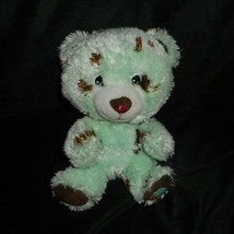 "6"" BUILD A BEAR SMALLFRYS MINT CHOCOLATE BASKIN ROBBINS STUFFED ANIMAL P... - $18.70"