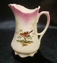 Vintage Small Porcelain PITCHER/VASE Made In Germany - $18.00