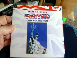 SEALED 1997 UK Great Britain Mint Set with rare EEC 1997 2 Pound coin - $46.61