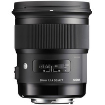 Sigma 50MM F1.4 Dg Hsm Art For Canon - $891.45
