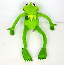 "Magic Talking Kermit the Frog 30th Anniversary Doll 20"" Tall Vintage Tyco 1999  - $59.39"
