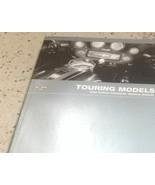 2005 Harley Davidson TOURING MODELS Service Shop Repair Manual Set W EDM... - $346.45