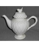 Grace's Teaware VICTORIAN BIRD PATTERN 32 oz Porcelain Teapot NICE!!!! - $31.67