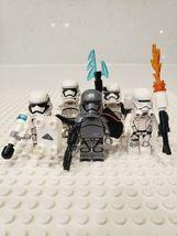 Star Wars Captain Phasma Flametrooper Stormtrooper Army 5pcs Custom Minifigures - $13.99