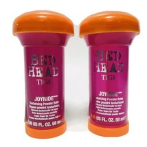 Tigi 2-Pack Bed Head Joyride Texturizing Powder Balm 1.96 oz Salon Hair ... - $14.99