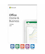 Microsoft Software T5D-03203 Office 2019 Home/Business ENG Brown Box - $311.30