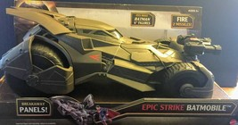 Mattel Batman v Superman: Dawn of Justice Epic Strike Batmobile Vehicle - $24.74