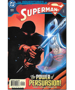 The Adventures of Superman Comic Book #601 DC Comics 2002 NEAR MINT NEW ... - $3.50