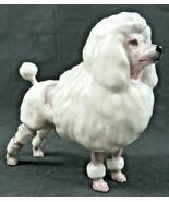"Vintage ROYAL DOULTON England Porcelain FRENCH POODLE 5 3/4""h Figurine #... - $100.00"