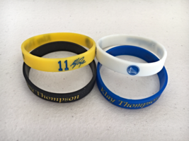 Klay Thompson GS Warriors power bracelets - $4.00