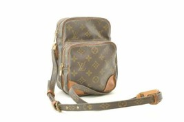 LOUIS VUITTON Monogram Amazon Shoulder Bag M45236 LV Auth cr277 - $298.00