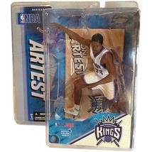 "McFarlane Toys 6"" NBA Series 11 - Ron Artest White Jersey - $12.99"