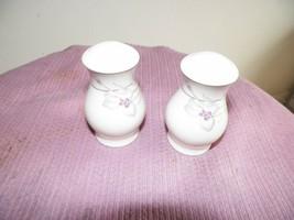 Gorham Wine Blossoms salt and pepper shaker set 2 sets available - $23.27
