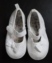Koala Kids Girls Eyelet Bow Mary Janes Shoes Size: 7