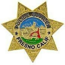 Culver City CA California Police Officer Mini Badge Lapel Pin